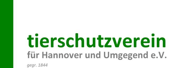 Das Logo des Tierheim Hannovers